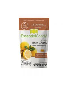 """""""Digestive Blend"""" Hard Candy with Lemon, Ginger, and Peppermint"""