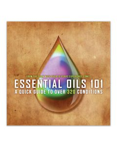 """Essential Oils 101"" Quick Guide (Pack of 10)"