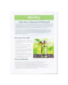"""""""Birth Kit Essentials: Your Guide to Essential Oil Use in Maternity & Beyond"""" Booklet by Stephanie McBride"""