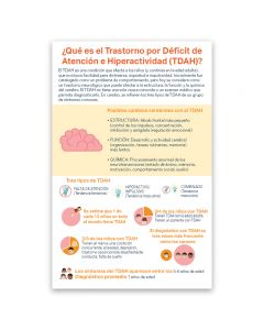 "Spanish ""Essential Support for ADHD"" Booklet"