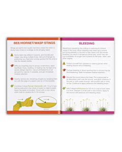 """Essential Oil Support for First Aid"" Booklet"