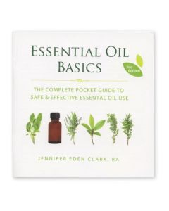 """Essential Oil Basics"" Booklet by Jen Eden Clark, 2nd Edition (Pack of 10)"
