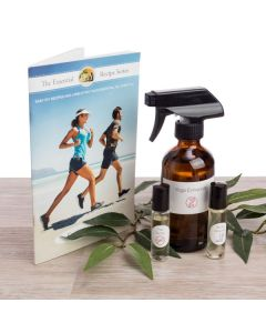 """""""Essential Fitness"""" Recipe Booklet with Labels"""