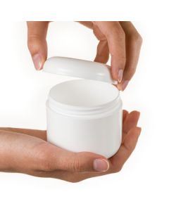 4 oz. Plastic Salve Container