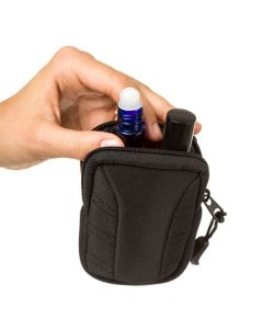 Aroma Ready Key Chain Case (Holds 15 ml or Roll-On Vials)