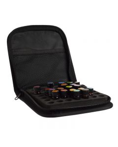 Black Small Essential Oil Case (Holds 49 Sample Vials)