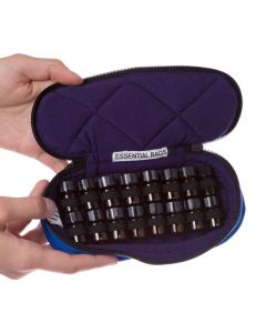 Essential Bags Small Carrying Case (Holds 16 Sample Vials)