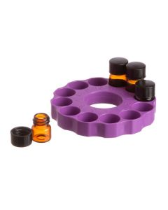 Easy Sample Press Disc for Orifice Reducers and Rollers