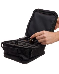 Multi-size Bottle Carrying Case (Holds 91 Vials)