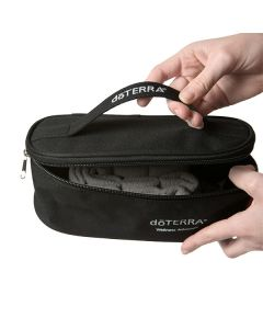 """My Oil Bag"" Small doTERRA Branded Carrying Case (Holds 12–24 Vials)"
