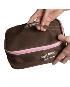"""My Oil Bag"" Medium doTERRA Branded Carrying Case (Holds 29–34 Vials)"