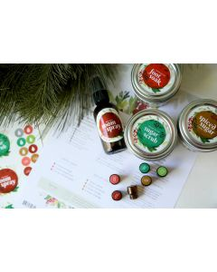 """""""Holiday Pampering"""" Personal Series Set"""