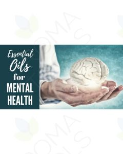 """Essential Oils for Mental Health"" Essential Oil Academy Digital Online Class"