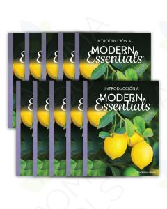"Spanish ""Introduction to Modern Essentials"" Booklet, 12th Edition (Pack of 10)"