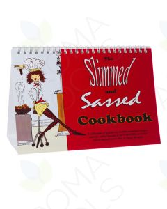 The Slimmed and Sassed Cookbook, by Natalie Albaugh and Kristyan Williams