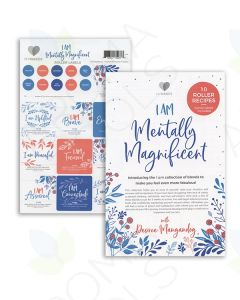 """My Makes """"I Am Mentally Magnificent"""" Recipes and Label Set"""