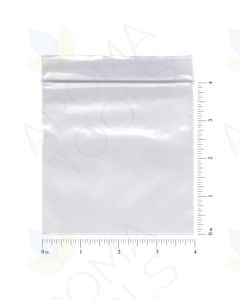 "4"" x 4"" Sample Zip Top Bags (Pack of 100)"