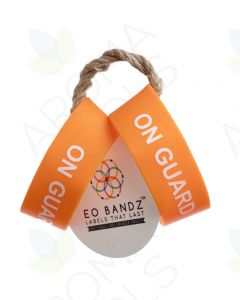 "Essential Oil Label Bandz: ""On Guard"" for 8 to 24 oz. Bottles (Pack of 2)"