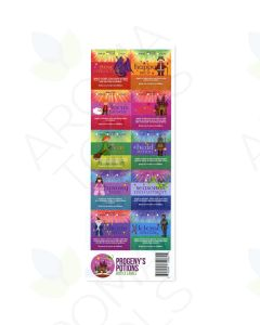 """Progeny's Potions"" Assorted Waterproof Vial Labels (Sheet of 10)"