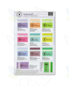 "Rollerball ""Babies & Mamas"" Assorted Label Set (Sheet of 11)"