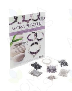 Amethyst Aroma Bracelet Make & Take Workshop Kit
