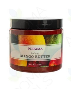 Refined Mango Butter (13 oz.)