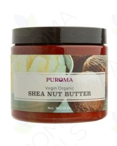 Virgin Organic Unrefined Raw Shea Butter (14 oz.)
