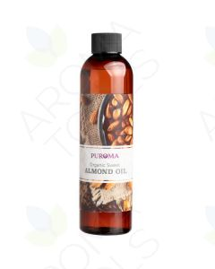 Organic Sweet Almond Oil (8 oz.)