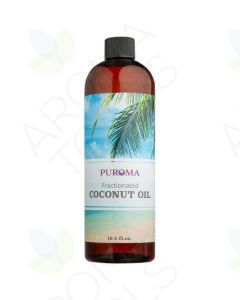 Fractionated Coconut Oil (16 oz.)