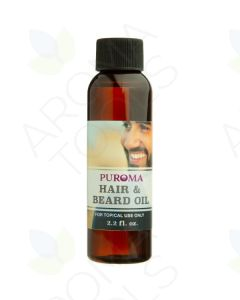 Hair and Beard Oil Base (2.2 oz.)