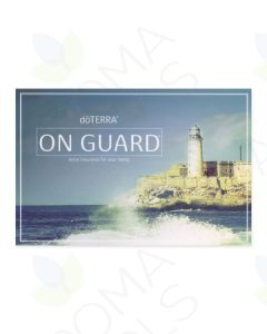 On Guard Postcard Invitations (Pack of 25)