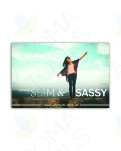 Slim & Sassy Postcard Invitations (Pack of 25)