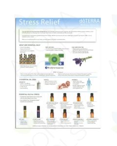 """Stress Relief"" Tear Pad (50 Sheets)"