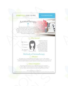"Essential Educators: ""Aromatherapy"" Mini Tear Pad (50 Sheets)"
