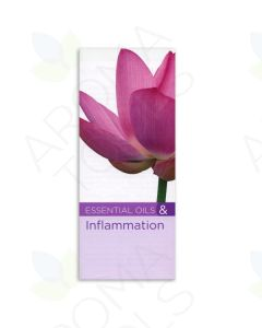 """Essential Oils and Inflammation"" Brochure, by David Hill, DO (Pack of 20)"