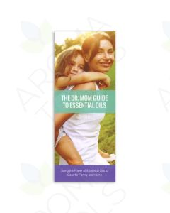 """The Dr. Mom Guide to Essential Oils"" Brochure (Pack of 20)"