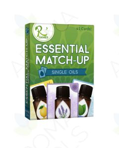 """""""Essential Match Up: Single Oils"""" Card Game (41 Cards)"""