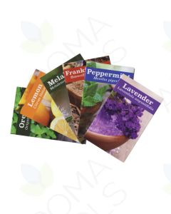 Essential Educators Assorted Mini Essential Oil Reference Guides (Pack of 72)