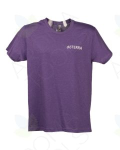 "Unisex Purple Rush doTERRA ""Together"" Short-Sleeve Shirt"
