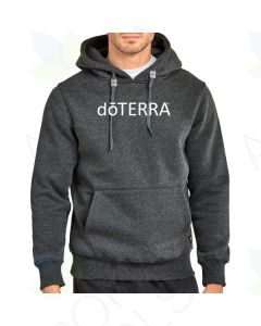 Charcoal Gray doTERRA Pullover Hoodie