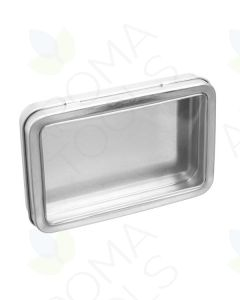 Hinged Window Tin