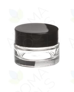 1/4 oz. Glass Salve Jar