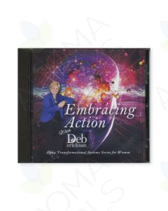 "Affirmations for Women: Vol. 2,  ""Embracing Action"" CD by Deb Erickson"