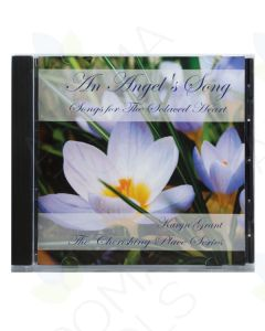 """An Angel's Song: Songs for the Solaced Heart"" CD by Karyn Grant, LMT"