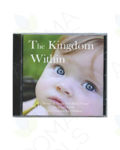 """""""The Kingdom Within: Songs & Stories that Make Scents, Disc 1"""" CD by Karyn Grant, LMT"""