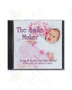 """The Smile Maker: Songs & Stories that Make Scents, Disc 2"" CD by Karyn Grant, LMT"