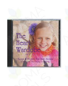 """The Heart Wardrobe: Songs & Stories that Make Scents, Disc 5"" CD by Karyn Grant, LMT"