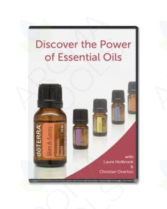 DVD: Discover the Power of Essential Oils (NTSC American Format) - Version 2 with Card Insert