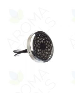Mandala Stainless Steel Car Diffuser