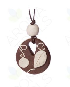 Earthly Elegance Clay Pendant Diffuser